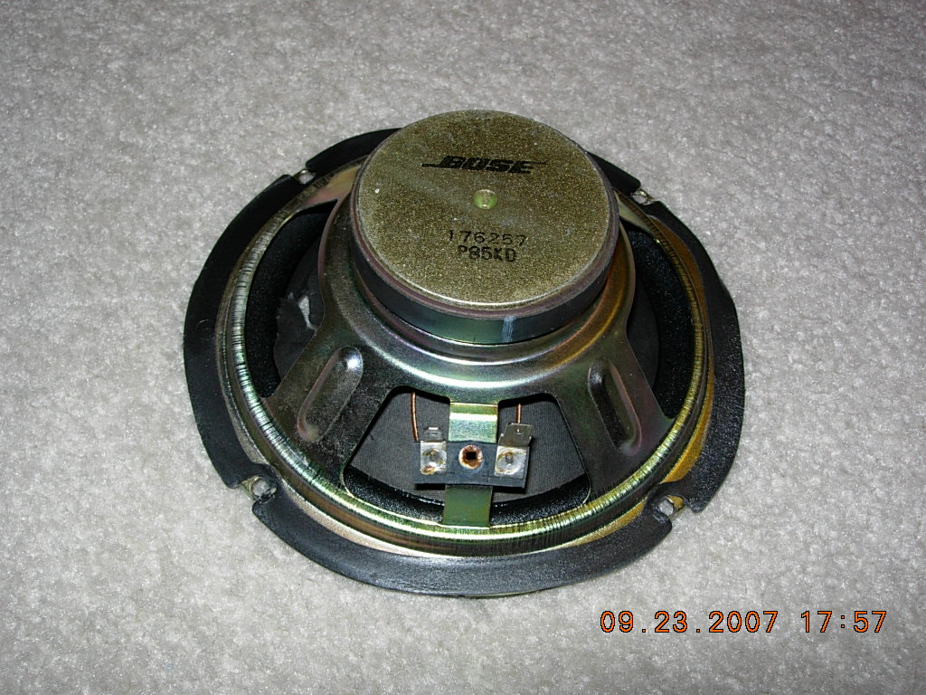 bose 6x9 car speakers. wanted:1996 bose speaker for driver\u0027s door.- camaroz28.com message board 6x9 car speakers